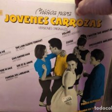Discos de vinilo: JOVENES CARROZAS VOL 4.TOKENS,MODUGNO,SAM COOKE,PAVONE,CHAKACHAS,PAOLI,LUIGI TENCO,BARRIERE,J.GARY. Lote 193063251