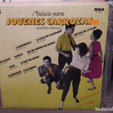 Discos de vinilo: JOVENES CARROZAS VL 5.RED CAPS,SEDAKA,LOS SONOR,FIDENCO,S.COOKE,UMBERTO BINDI,PAVONE, P.ANKA,. Lote 193063726
