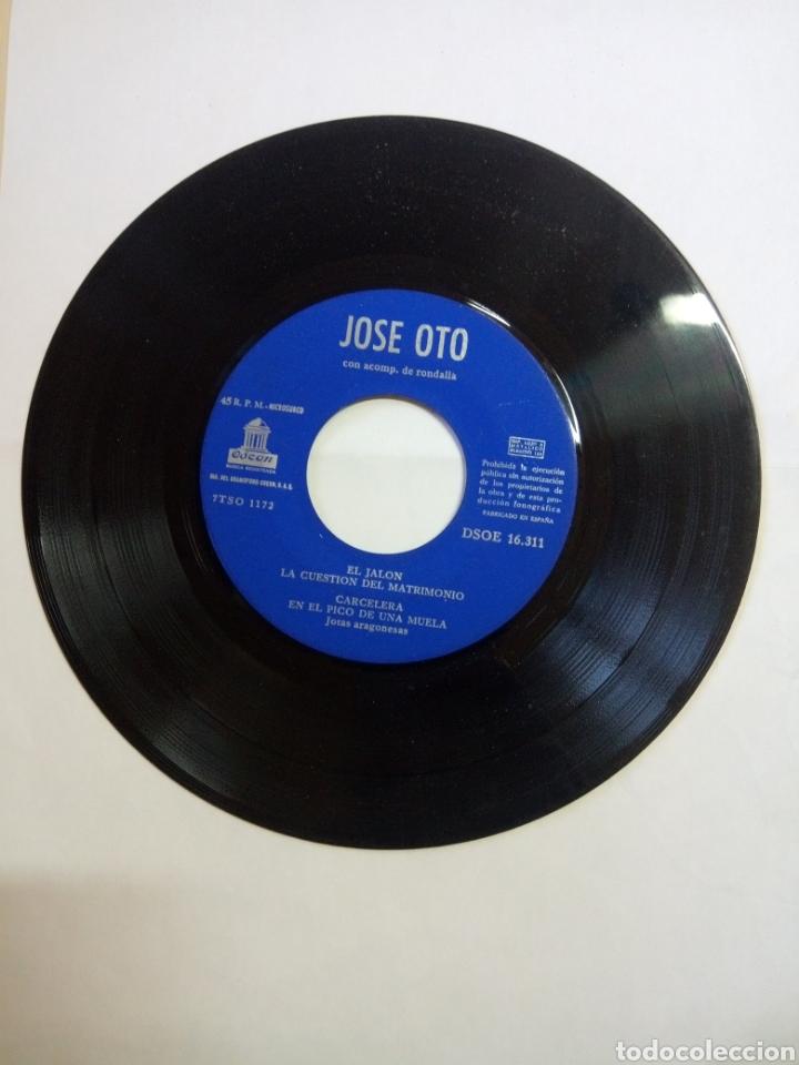 Discos de vinilo: Vinilo Jotas Aragonesas José Oto acomp Rondalla - Foto 3 - 193064077