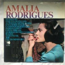 Discos de vinilo: AMÁLIA RODRIGUES AMALIA RODRIGUES 1967. Lote 193065583