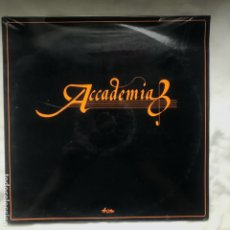 Discos de vinilo: ACCADEMIA – ACCADEMIA 1981 ITALO-DISCO. Lote 193070961