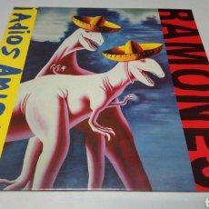 Discos de vinilo: RAMONES ADIÓS AMIGOS - LP VINILO NUEVO PRECINTADO.. Lote 265675579