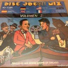 Discos de vinilo: DISC-JOCKEY MIX VOLUMEN 2. 3LPS. PRECINTADO.. Lote 193171120