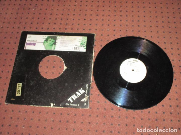 NOMANSLAND - FANTASY - MAXI - CDL - GERMANY - IBL - (Música - Discos - Singles Vinilo - Techno, Trance y House)