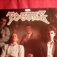 Discos de vinilo: THE POGUES - RED ROSES FOR ME .. Lote 193178583