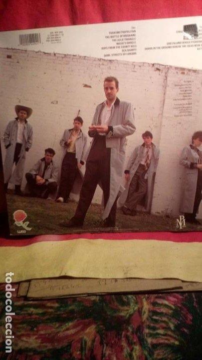 Discos de vinilo: THE POGUES - RED ROSES FOR ME . - Foto 2 - 193178583