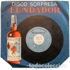 Discos de vinilo: FUNDADOR 10.107 - JOSÉ TORDESILLAS – CHOPIN EN ESPAÑA - EP PROMO 1966. Lote 193181852
