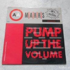 Discos de vinilo: PUMP UP THE VOLUME. Lote 193211737