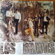 Discos de vinilo: LOS BRAVOS - LOS BRAVOS LP 1970 CIRCULO DE LECTORES . Lote 193218940