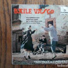 Discos de vinilo: TRIKI TRIXA DE ZUMARRAGA . Lote 193247920