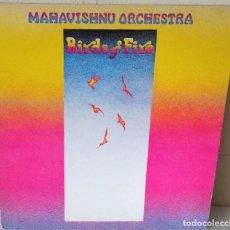 Dischi in vinile: MAHAVISHNU ORCHESTRA - BIRDS OF FIRE C B S - 1990 (1973). Lote 193256005
