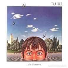 Discos de vinilo: TALK TALK – THE DICEMAN -LP-. Lote 287857193