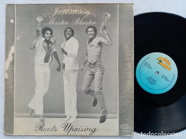 Discos de vinilo: ROOTS UPRISING & RINGO - jammin (master blaster) // ranking jam - US MAXI - TOP RANKING INTERNATIONA - Foto 1 - 193295526