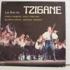 Discos de vinilo: LES ROIS DU TZIGANE - YOSKA NEMETH, PAUL TOSCANO - 2 X LP - 1974 - FRANCE VG+/VG. Lote 193299616