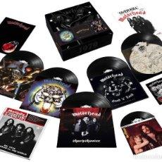 Discos de vinilo: MOTÖRHEAD - MOTÖRHEAD 1979 BOX SET (7 LP-VINILO + SINGLE 7''). Lote 193312712