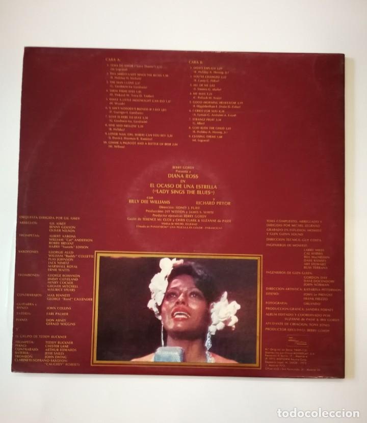 Discos de vinilo: LOTE 5 DISCOS DE VINILO. DIANA ROSS. ENGELBERT HUMPERDINCK. SHIRLEY BASSEY. NEIL DIAMOND. - Foto 2 - 193314566