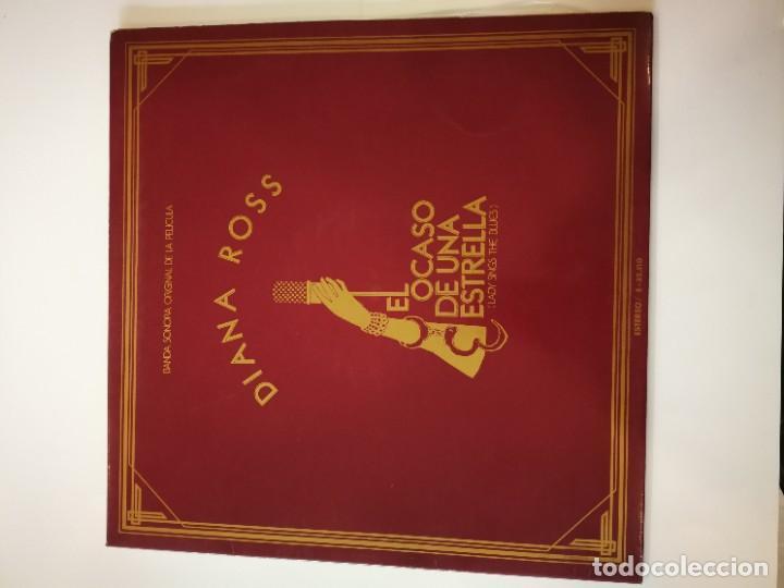 Discos de vinilo: LOTE 5 DISCOS DE VINILO. DIANA ROSS. ENGELBERT HUMPERDINCK. SHIRLEY BASSEY. NEIL DIAMOND. - Foto 3 - 193314566