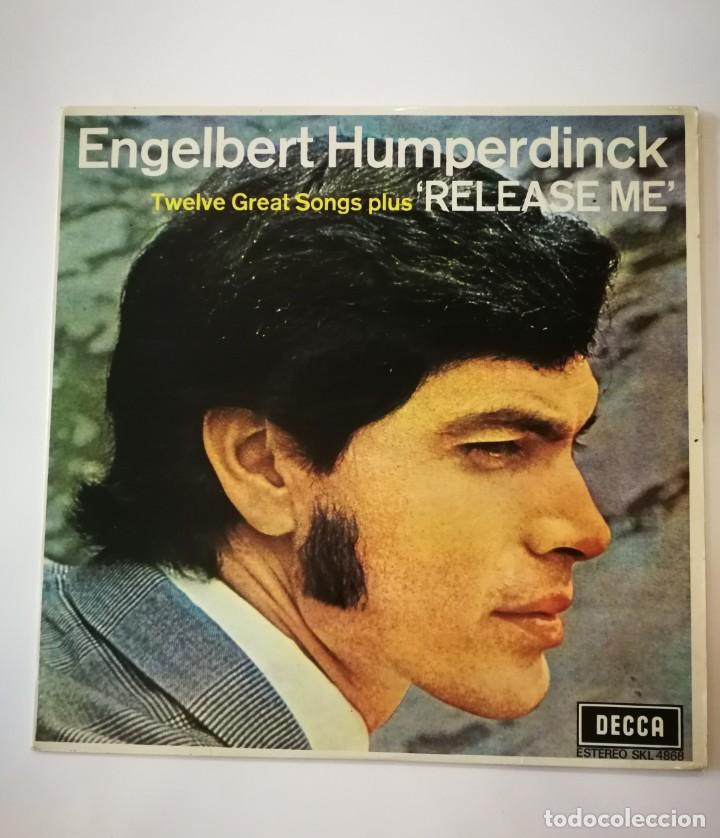 Discos de vinilo: LOTE 5 DISCOS DE VINILO. DIANA ROSS. ENGELBERT HUMPERDINCK. SHIRLEY BASSEY. NEIL DIAMOND. - Foto 5 - 193314566