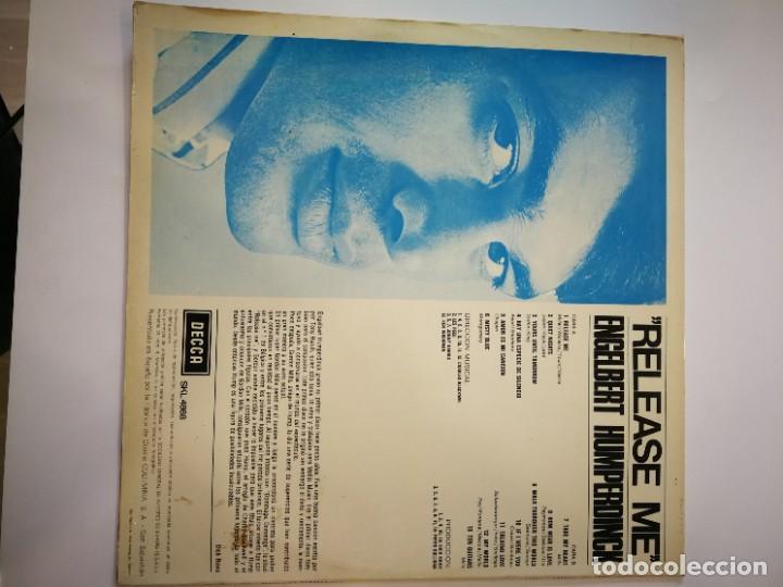 Discos de vinilo: LOTE 5 DISCOS DE VINILO. DIANA ROSS. ENGELBERT HUMPERDINCK. SHIRLEY BASSEY. NEIL DIAMOND. - Foto 6 - 193314566