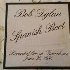 Discos de vinilo: ÁLBUM DE BOB DYLAN SPANISH BOOT 3 LPS 1984. RARISIMO UNICO A LA VENTA A NIVEL MUNDIAL.. Lote 193327207