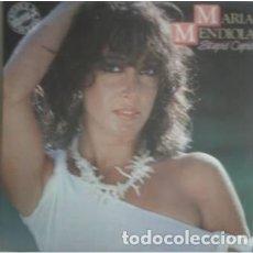 Discos de vinilo: MARÍA MENDIOLA- STUPID CUPID - MAXI-SINGLE SPAIN 1983. Lote 193327508