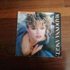 Discos de vinilo: MADONNA-ANGEL/INTO THE GROOVE. MÁXI ESPAÑA. Lote 193329083