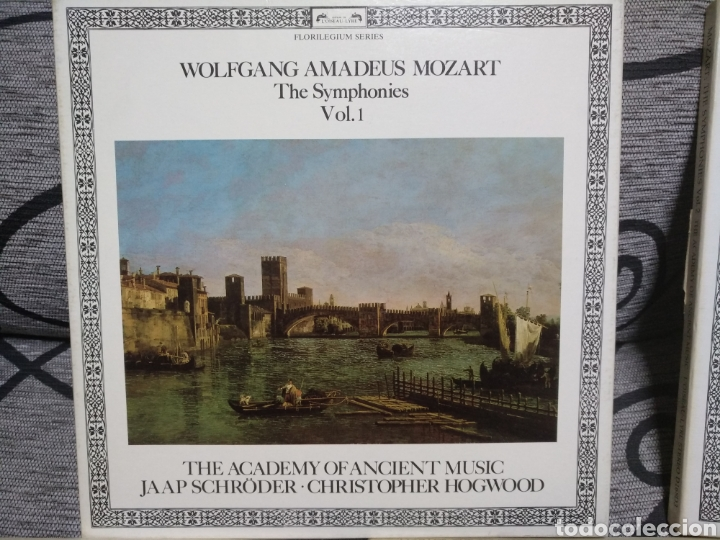 Discos de vinilo: Wolfgang Amadeus Mozart - The Symphonies - Foto 2 - 193333957