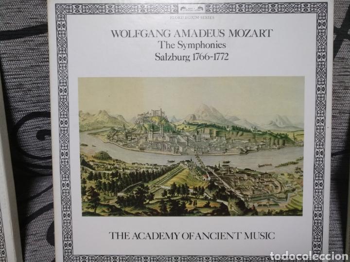 Discos de vinilo: Wolfgang Amadeus Mozart - The Symphonies - Foto 3 - 193333957