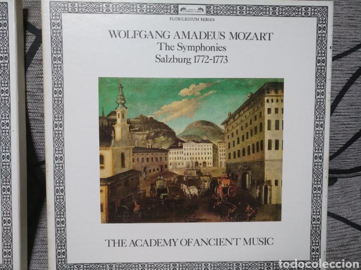 Discos de vinilo: Wolfgang Amadeus Mozart - The Symphonies - Foto 4 - 193333957