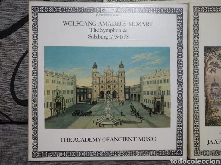 Discos de vinilo: Wolfgang Amadeus Mozart - The Symphonies - Foto 5 - 193333957