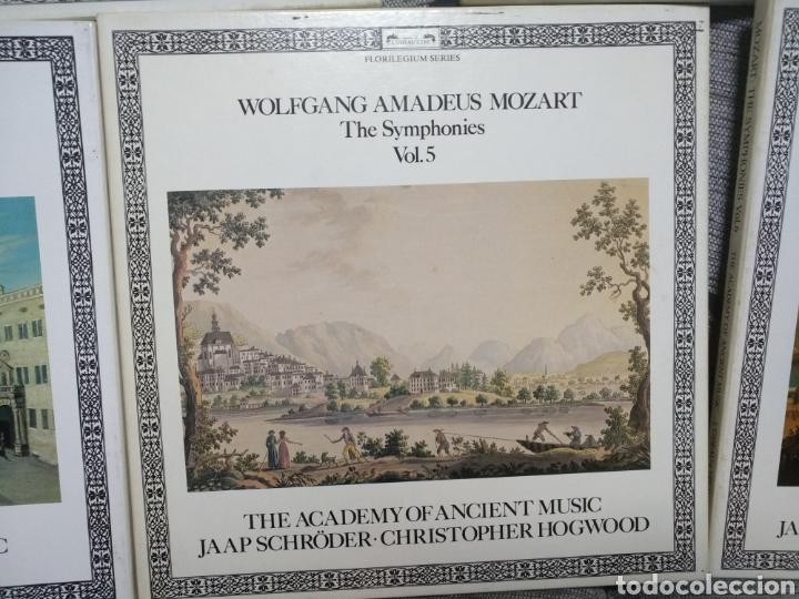 Discos de vinilo: Wolfgang Amadeus Mozart - The Symphonies - Foto 6 - 193333957