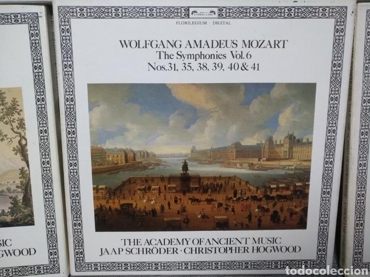 Discos de vinilo: Wolfgang Amadeus Mozart - The Symphonies - Foto 7 - 193333957