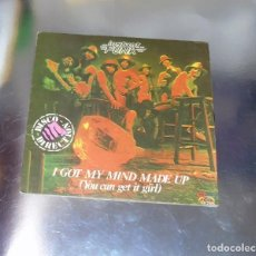 Discos de vinilo: INSTANT FUNK --- I GOT MY MIND MADE UP & WIDE WORLD OF SPORTS - -ESPECIAL DISCOTECA. Lote 193353921