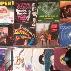 Discos de vinilo: LOTE VINILOS DANCE DISCOTECA AÑOS 70. Lote 193362285