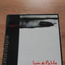 Discos de vinilo: LUIS DE PABLO. Lote 193365605