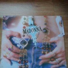 Discos de vinilo: MADONNA. Lote 193367051