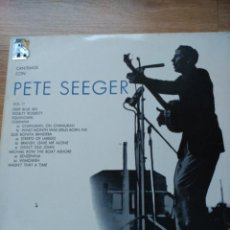 Discos de vinilo: PETE SEEGER. Lote 193367671
