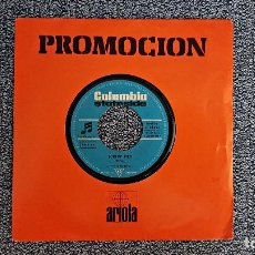 Discos de vinilo: THE TRASHMEN -SURFIN´BIRD/ KING OF THE SURF.EDITADO EN ALEMANIA.AÑO 1.963.SINGLE RARO, SIN UNIDADES . Lote 193369483