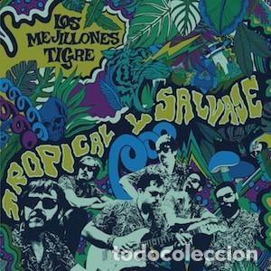 LOS MEJILLONES TIGRE – TROPICAL Y SALVAJE (CLIFFORD-140LP, LP, 2020) PRECINTADO!!! (Música - Discos - LP Vinilo - Grupos Españoles de los 90 a la actualidad)