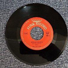 Discos de vinilo: DIETER REITH -DESAFINADO / HEY ! BA BA RE BOP -EDITADO EN ALEMANIA.AÑO,1.962.MUY RARO.NO HAY UNIDADE. Lote 193371651