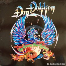 Discos de vinilo: DON DOKKEN_–UP FROM THE ASHES. Lote 193374212