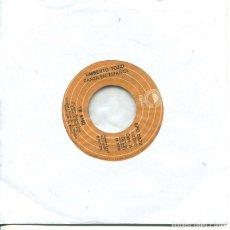 Discos de vinil: UMBERTO TOZZI / TE AMO / OLVIDATE OLVIDATE (SINGLE 1977). Lote 193378526