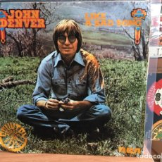 Discos de vinilo: JOHN DENVER - LIKE A SAD SONG (SINGLE) (RCA VICTOR) PB-10774 (D:NM/C:G+). Lote 193385120