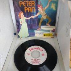 Discos de vinilo: PETER PAN (CUENTO DISCO BRUGUERA Nº 2 - 1968). Lote 193387243