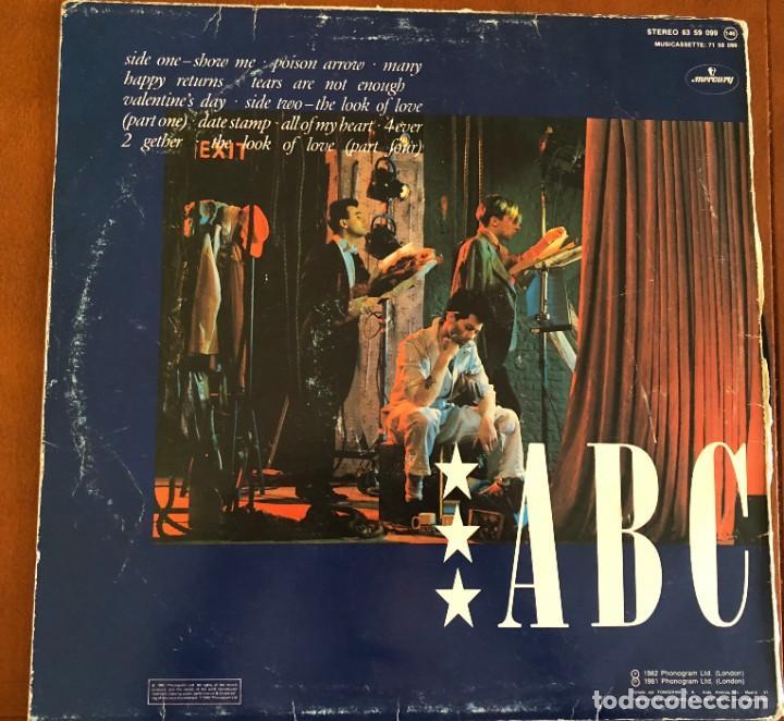 Discos de vinilo: ABC – The Lexicon Of Love. DISCO VINILO. ENTREGA 24H - Foto 2 - 193390091