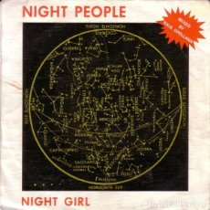 Discos de vinilo: NIGHT PEOPLE. Lote 193402567