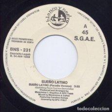 Discos de vinilo: SUEÑO LATINO – SUEÑO LATINO (PARADISE VERSION). Lote 193403608