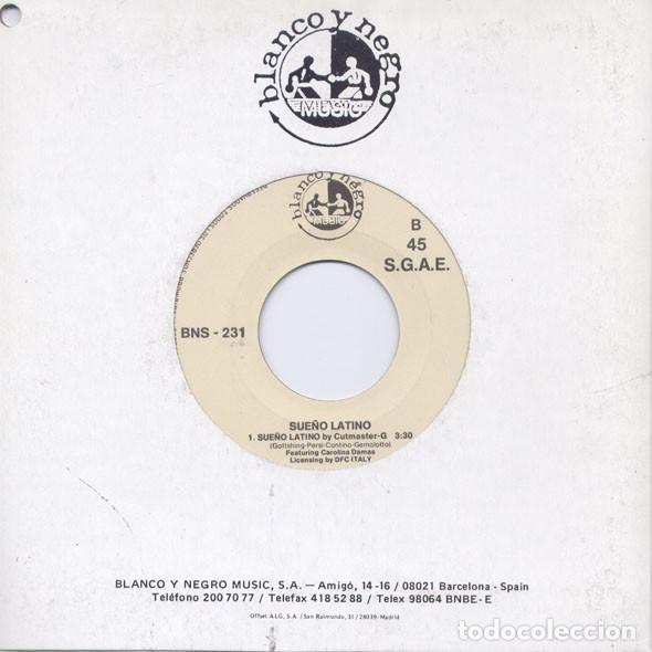 Discos de vinilo: Sueño Latino – Sueño Latino (Paradise Version) - Foto 2 - 193403608