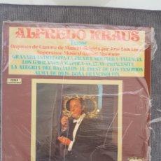 Disques de vinyle: ALFREDO KRAUS - ETIQUETA DORADO- ZOR-171. Lote 193411817