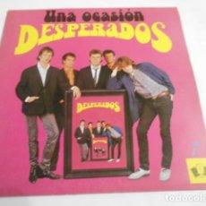 Discos de vinilo: DESPERADOS-UNA OCASION. Lote 193424092